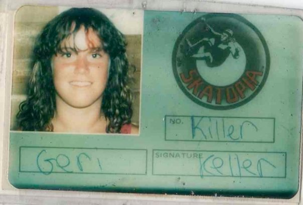 "From the Skatopia.net archives ""Killer Keller"""