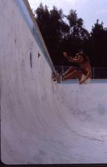 Skatopia vintage skateboard pictures Joe Wood Anaheim square pool