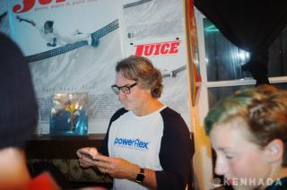 juice magazine 75 surf skate style party