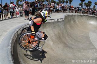 Venice Annual Ladies Jam 2017 Skateboard meet