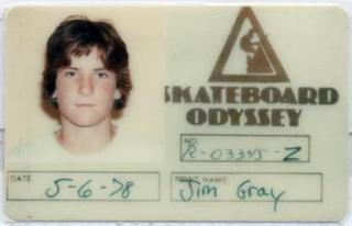 Jim Gray skateboard Park Photo ID
